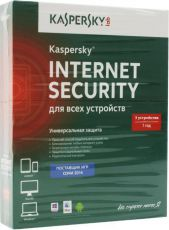 Антивирус Kaspersky Internet Security Multi-Device Russian Edition KL1941RBCFS